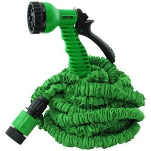 50 Foot Scrunchie Hose W/ Sprayer